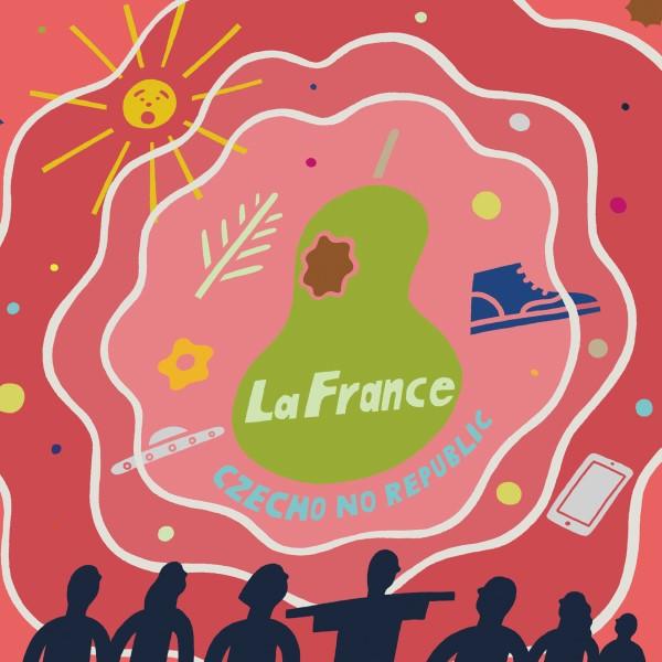 New E.P「La France」
