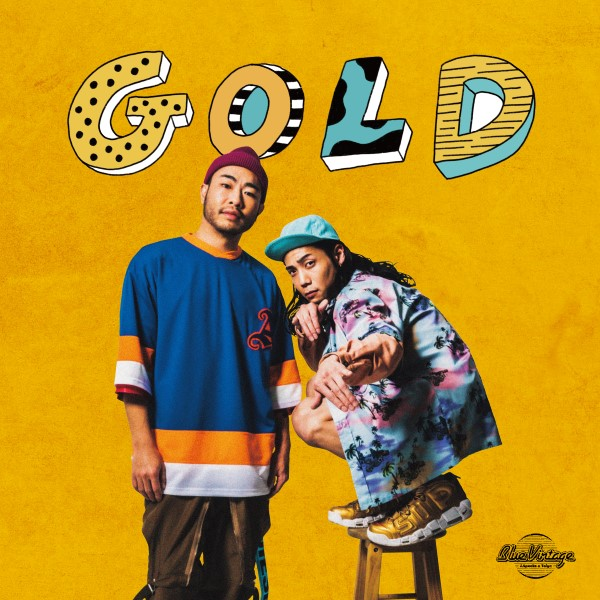New Album「GOLD」